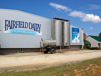 Fairfield Dairy Industrial Property