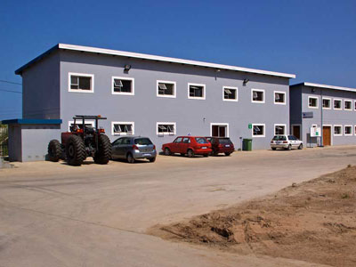 Group Five Industrial Property