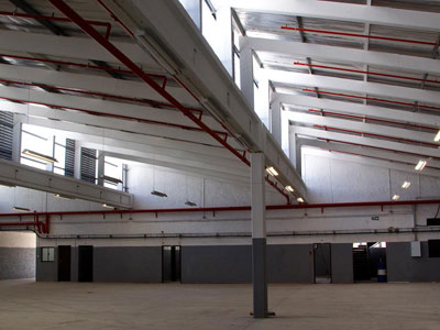 Safyr - Spinning Plant Industrial Property