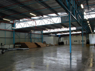 Safyr - Warehouse Industrial Property
