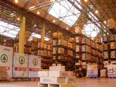 Spar KZN Dry Goods Warehouse Industrial Property