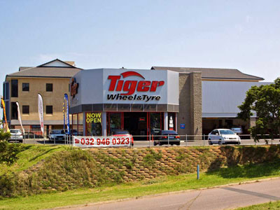 Tiger Wheel & Tyre Commercial Property